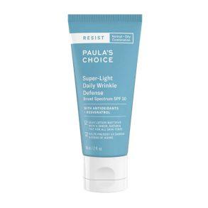 Kem chống nắng vật lý Paula's Choice Resist Super-Light Wrinkle Defense SPF 30