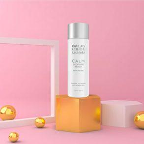 nước hoa hồng cho da khô và da nhạy cảm Calm Smoothing Toner Normal to Dry