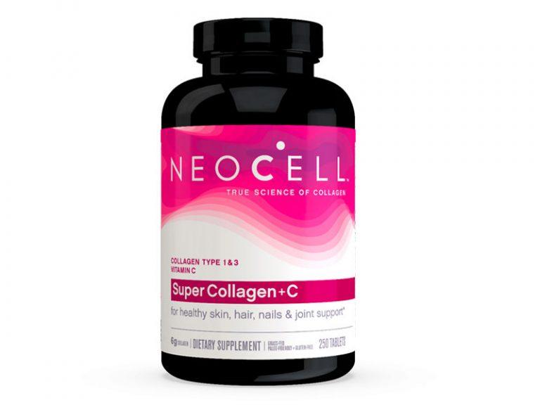 Super Collagen C+ 250 Viên 6000mg Neocell Mỹ 2020 - Hoa Beauty