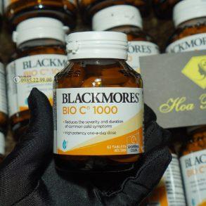Viên uống bổ sung vitamin C 62 viên Blackmores mẫu mới