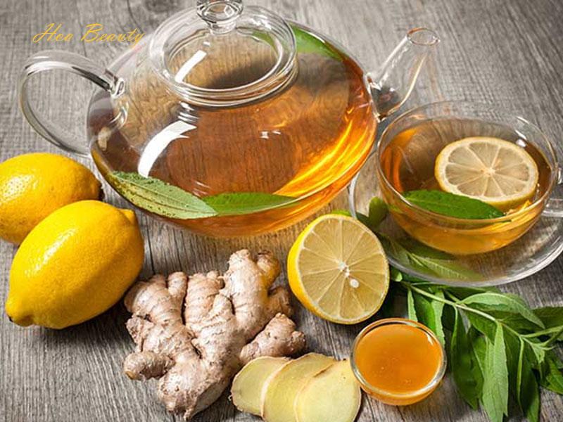 Cách trị mụn bằng nghệ tươi, mật ong và nước cốt chanh