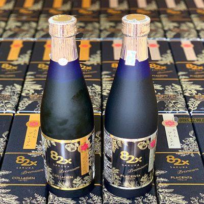 Collagen 82X 120000mg sakura premium 500ml mashiro nhật bản chính hãng