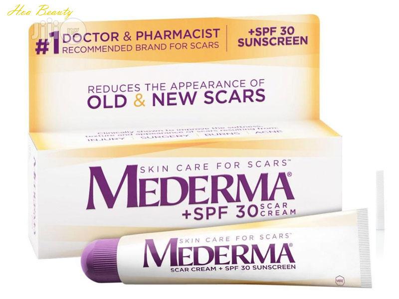 Kem trị sẹo Mederma dạng Cream chưa thêm công thức chống nắng