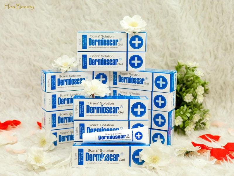Quá trình sử dụng Dermioscar nên kết hợp với một chế độ sinh hoạt khoa học.