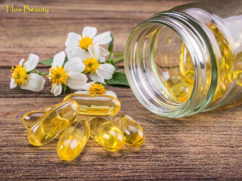 Vitamin E hỗ trợ điều trị sẹo hiệu quả, đặc biệt là tình trạng sẹo mới