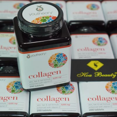 Collagen youtheory type 1,2,3