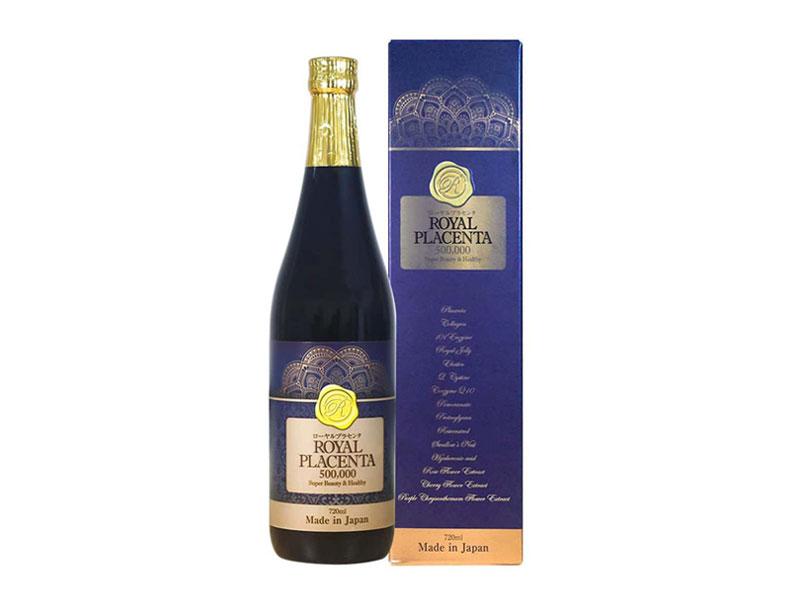 Nước Uống Đẹp Da Collagen Royal Placenta 500000mg 720ml