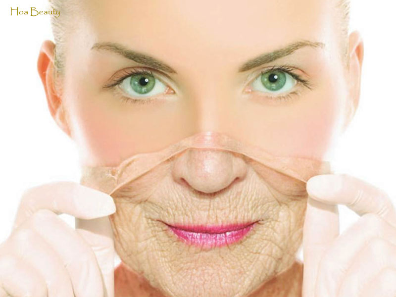 Tác dụng chính mà collagen nước mang lại