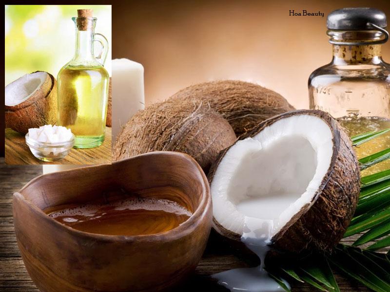 Cách làm sáng da toàn thân với dầu dừa