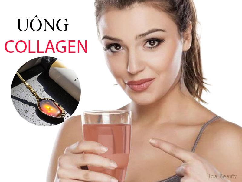 uống collagen cần chú ý những gì để hiệu quả cao nhất