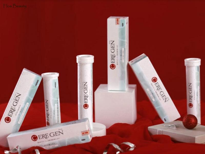 Viên uống dưỡng trắng da Ceregen bước đột phá trong việc làm trắng da từ tế bào
