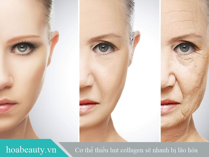 Collagen Mỹ chứa hàm lượng collagen cao, đảm bảo hiệu quả nhanh chóng, an toàn
