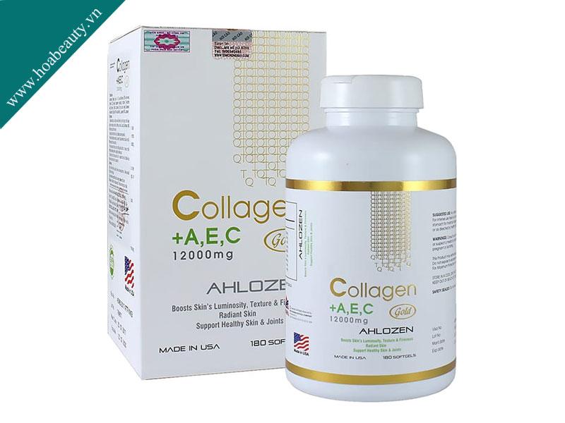 Collagen Mỹ Ace Hàng chính hãng