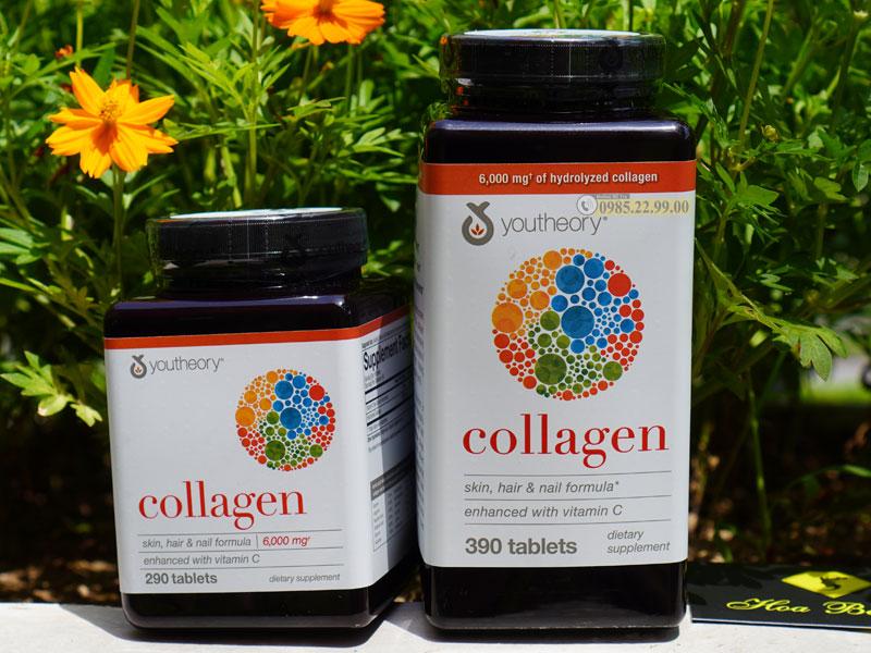 Collagen Youtheory được sử dụng phổ biến tại nhiều nước trên thế giới
