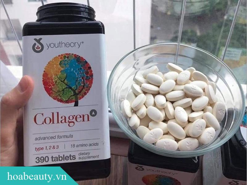 Collagen Youtheory nên dùng lúc đói để các dưỡng chất phát huy tối đa tác dụng