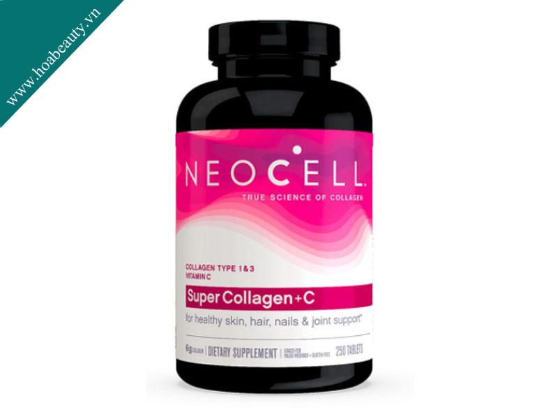 Collagen Neocell 250 viên được đánh giá cao nhờ khả khả năng chống lão hoá hiệu quả