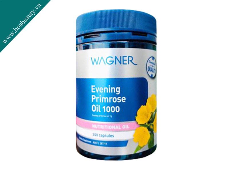 Tinh dầu hoa anh thảo Wagner là sản phẩm tốt cho phụ nữ.