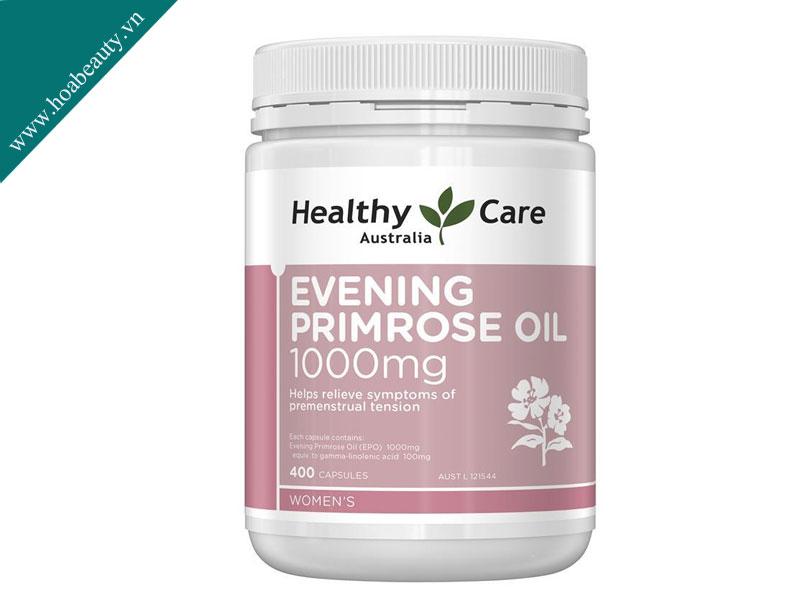 Tinh dầu hoa anh thảo Healthy Care có chất lượng cao, đảm bảo an toàn