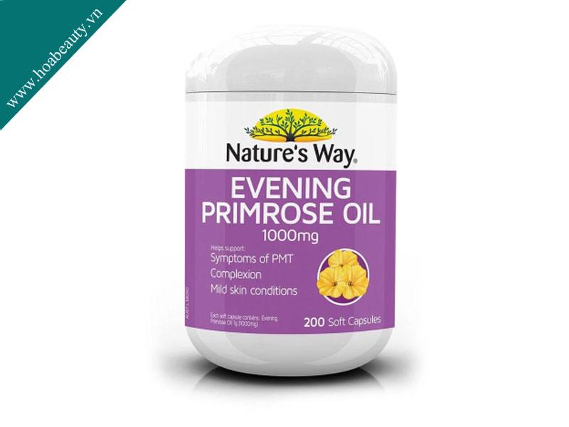 Tinh dầu hoa anh thảo Nature's Way được sản xuất bởi thương số 1 tại Úc