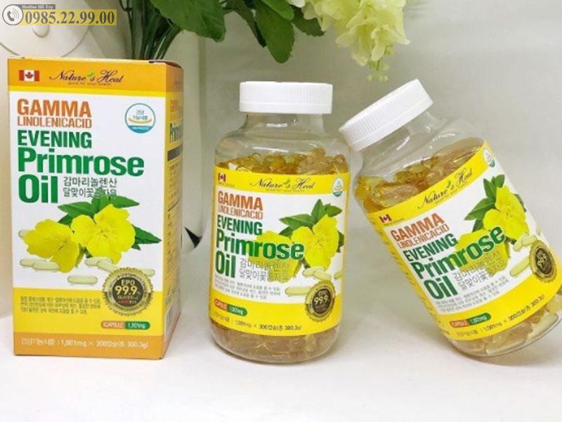 Gamma Linolenic Acid Evening Primrose Oil