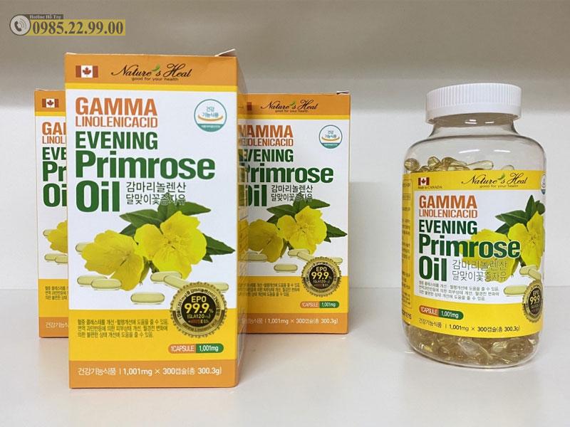Tinh dầu hoa anh thảo Gamma Linolenic Acid 300