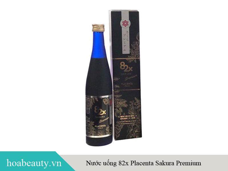 Sản phẩm Placenta 82X Sakura Premium