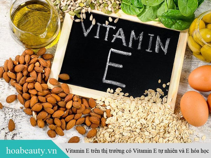 Vitamin E và những công dụng mang lại cho cơ thể