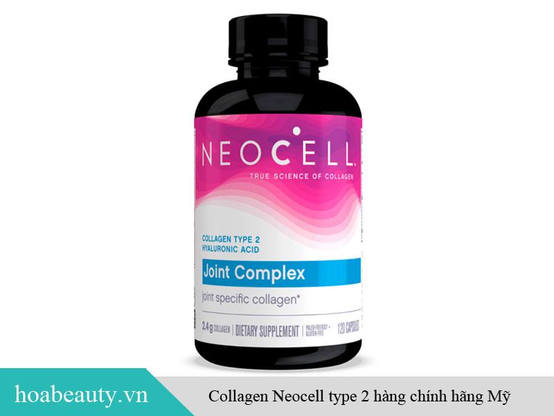 Viên uống trẻ hóa, tăng cường sụn khớp Neocell Collagen Type 2