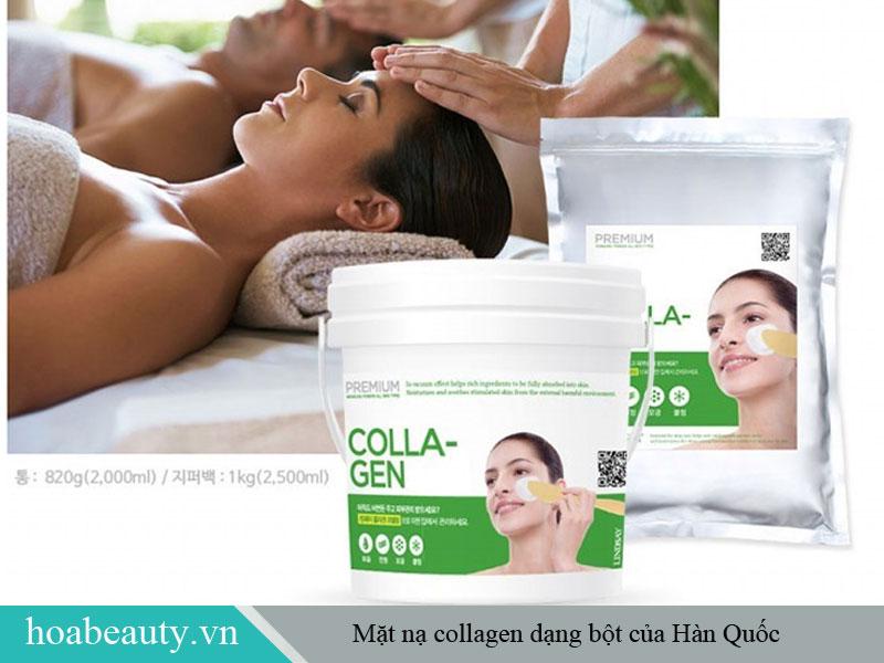 Mặt nạ Collagen Lindsaycủa Hàn Quốc