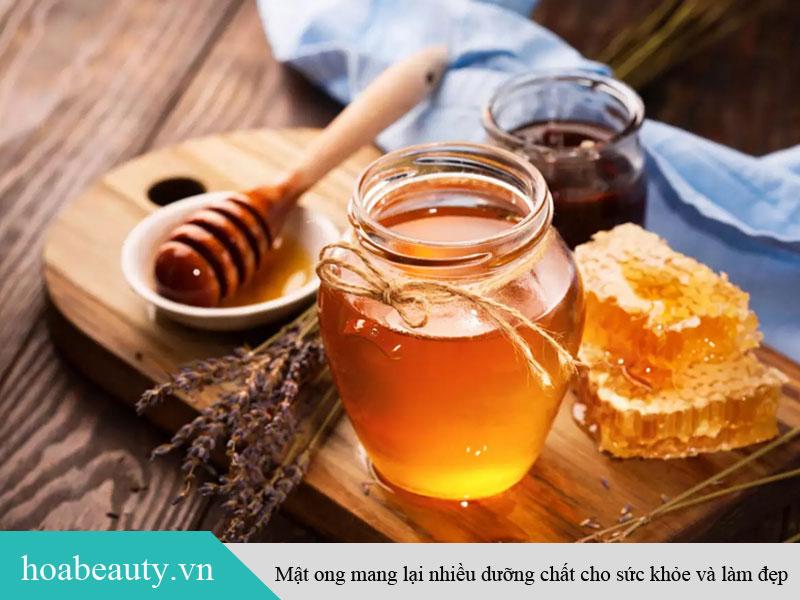 Mật ong - Dưỡng chất từ thiên nhiên có tác dụng làm đẹp da