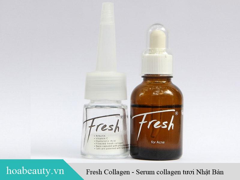 Fresh Collagen - Serum collagen tươi Nhật Bản