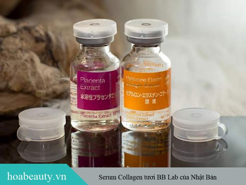Serum collagen tươi BB Lab của Nhật Bản