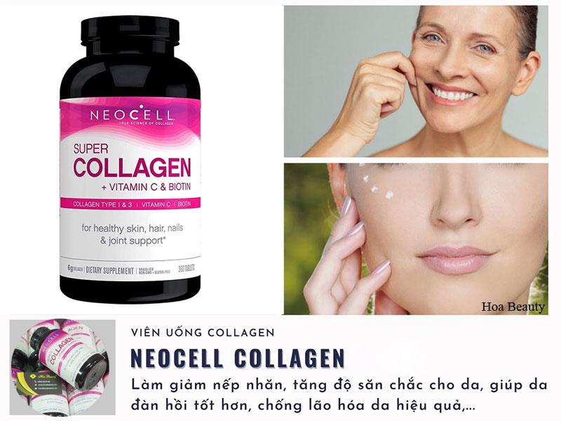 Super Collagen C giúp da cải thiện và ngăn chặn lão hoá hiệu quả